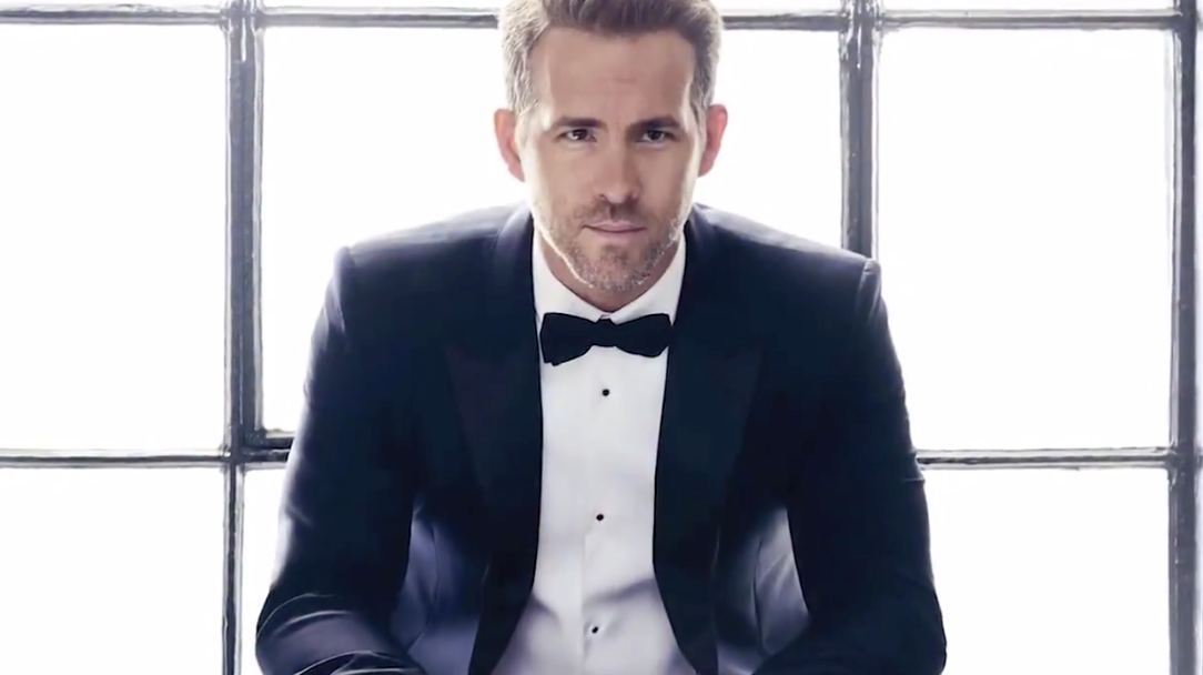 """I am not Ryan Reynolds and I approve this message."""