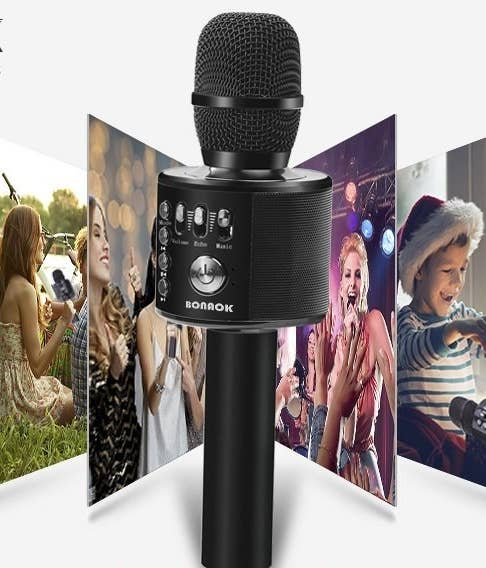 This Mic Is Perfect For People Who Love Karaoke But Hate Leaving ...