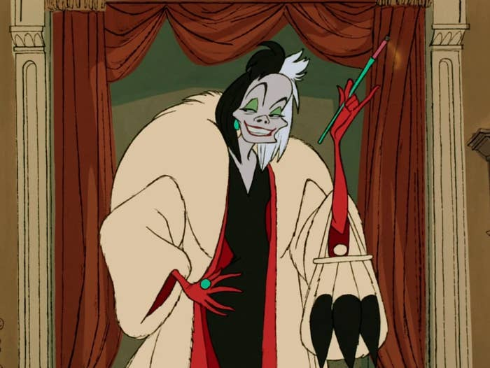 I Just Realized What Cruella De Vil's Name Actually Means