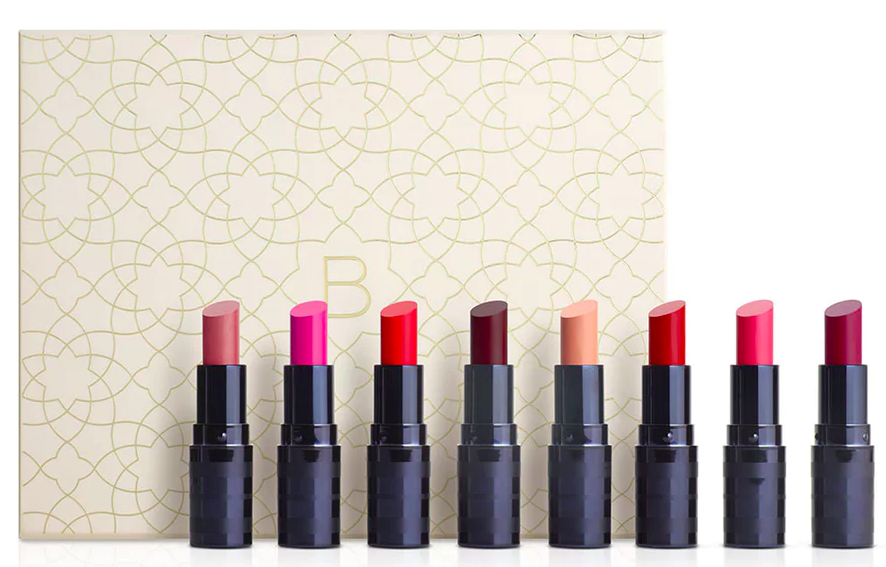 20 A Lipstick Set With Eight Stunning Colors Perfect For Growing Your Sisters Makeup Collection