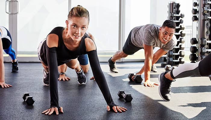 A ClassPass Subscription Or Groupon Gift Card They Can Put Toward Trying Out The Latest And Greatest Boutique Fitness Classes In Their Area