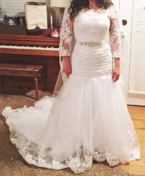 28e8c64cc 23 Incredibly Gorgeous Wedding Dresses With Sleeves