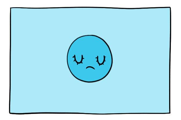 Ten en mente que no se puede estar feliz siempre. Es imposible que alguien esté feliz todo el tiempo. Está bien no estar bien, pero no está bien permanecer así.Si te encuentras triste todo el tiempo, deberías visitar a tu médico. No intentes realizarte un diagnóstico tú mismo, siempre consulta a un profesional médico cuando tengas dudas.