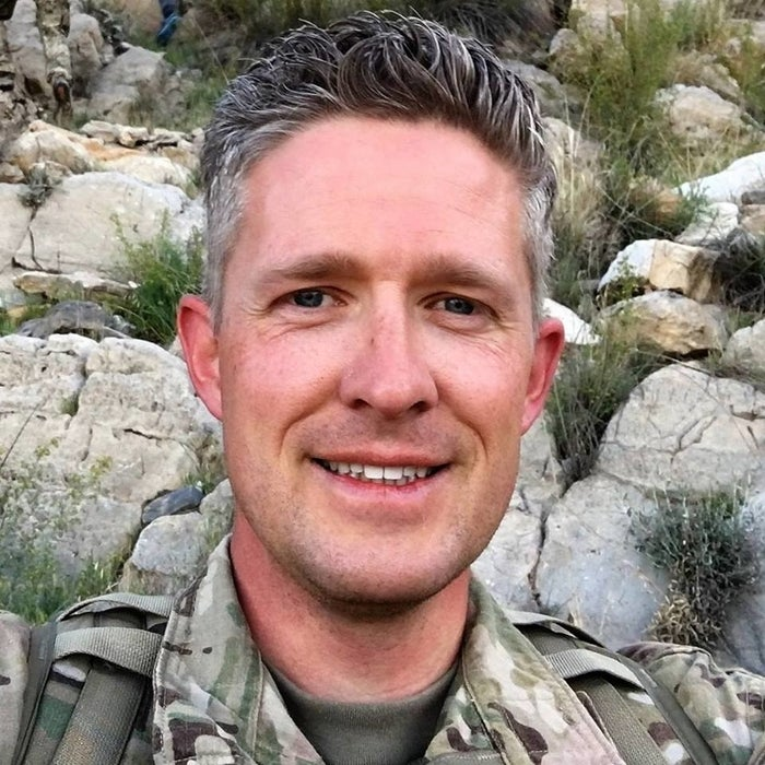 Maj. Brent Taylor