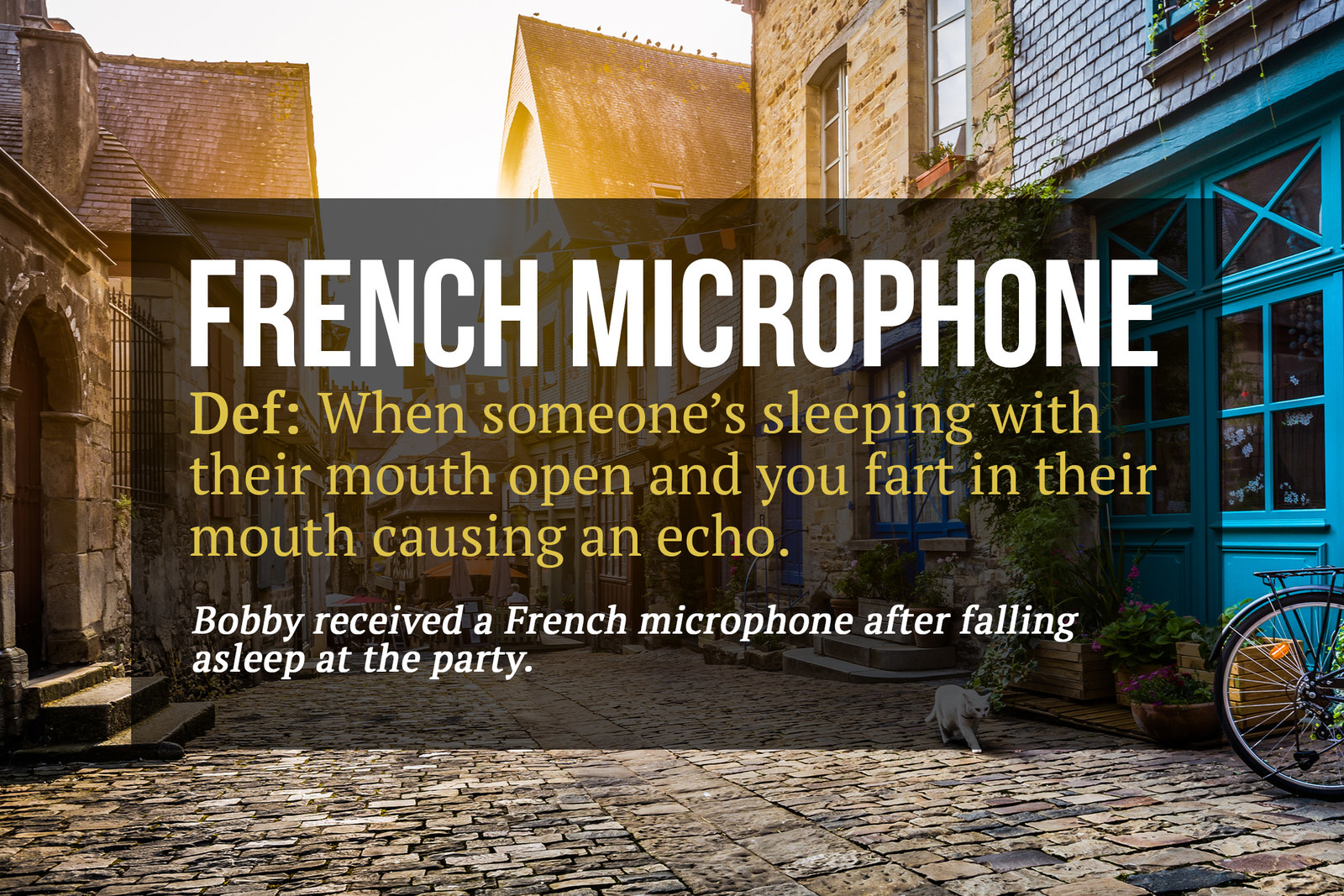 Urban Dictionary Definitions So Ridiculous, They Deserve To Be Fancy Posters