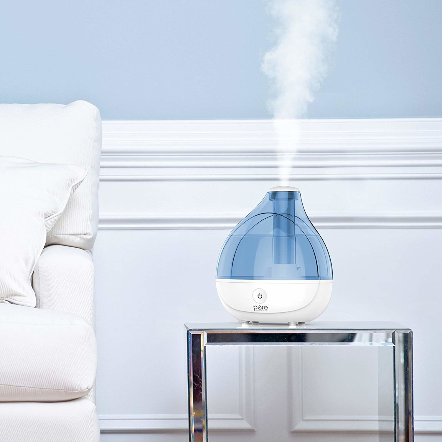 This Pure Enrichment Mistaire Humidifier Will Help You