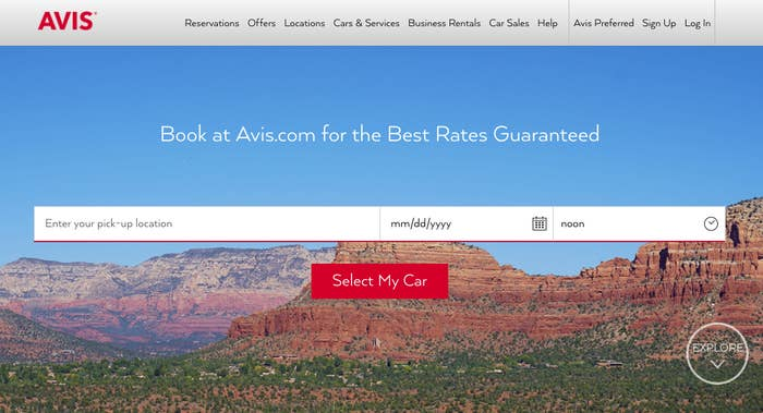 Rental Car Places >> 8 Of The Best Places To Reserve A Rental Car Online