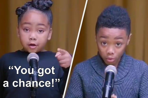 These Kids Have A Message For Anyone Thinking About Not Voting
