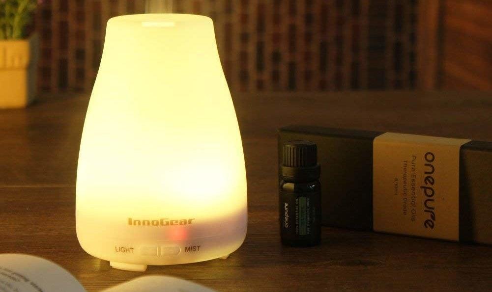 The aromatherapy machine