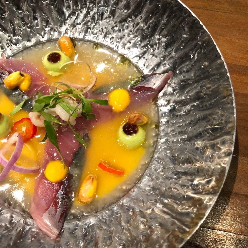 This is the 7th best restaurant in the WORLD, and it's definitely worth going to. It's Japanese-Peruvian fusion, and they have some really unique dishes. Make reservations in advance.You've gotta try: Tasting menu