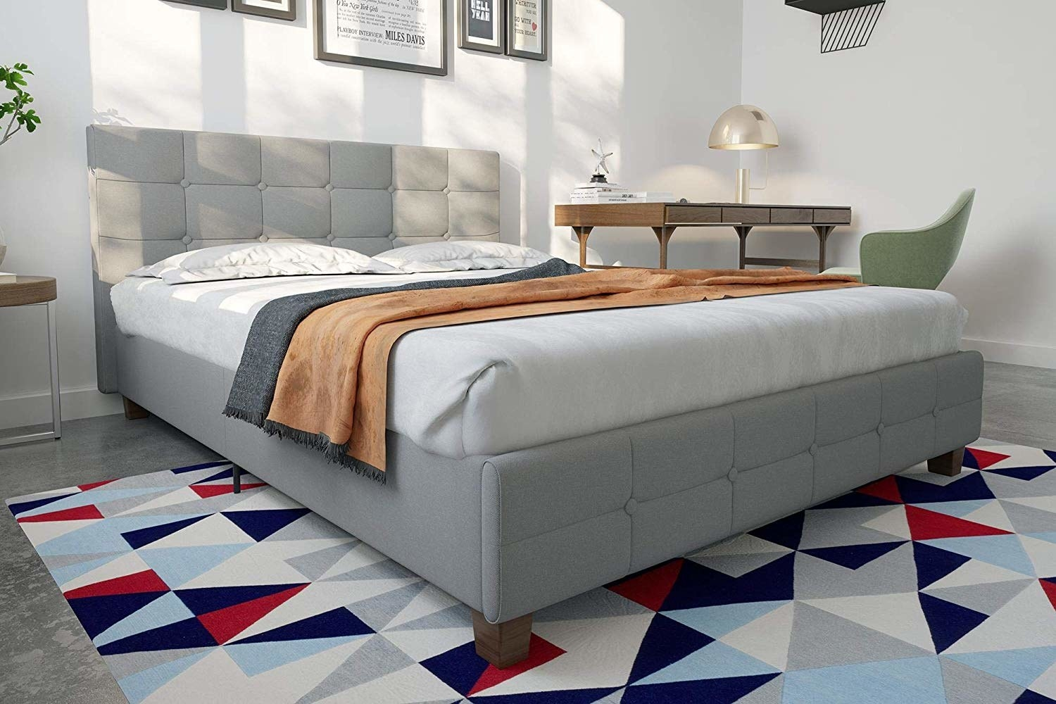 21 Cheap Bed Frames That Only Look Expensive