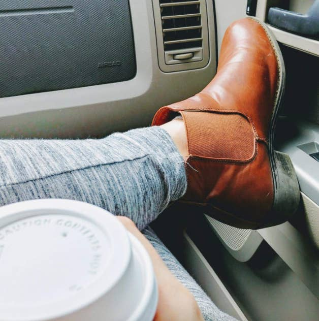 668cf8129c7 Ankle booties known for being very ~go with the flow~. You can wear them  with literally anything and they won t mind.