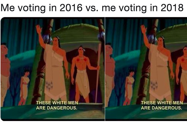 18 Funny As Hell Election Day Tweets To Laugh At While You're In Line To Vote