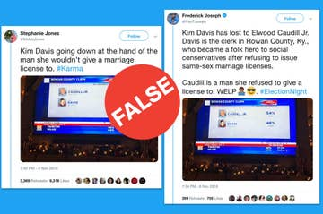 Here's A Running List Of Hoaxes And Misleading Information