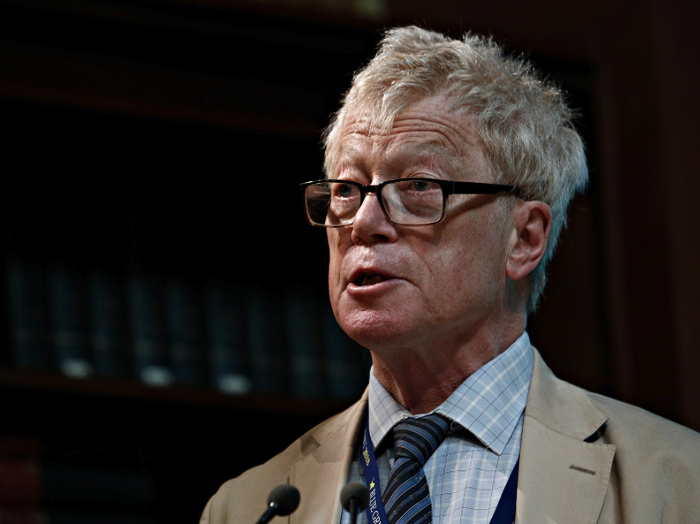 Conservative philosopher and government adviser Roger Scruton