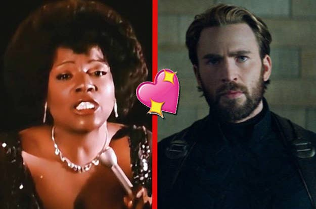 Which Marvel Actor Were You Destined To Marry?