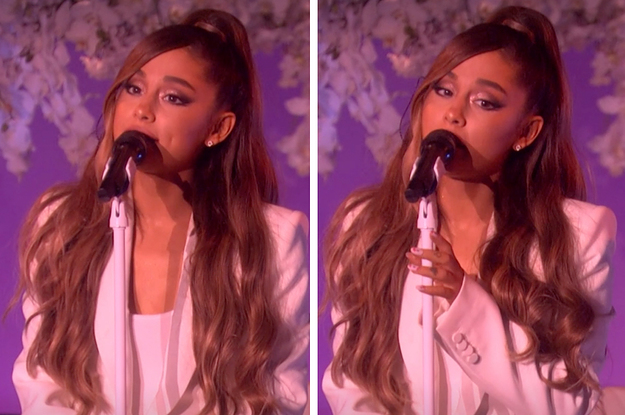 Ariana Grande's First Ever Performance Of