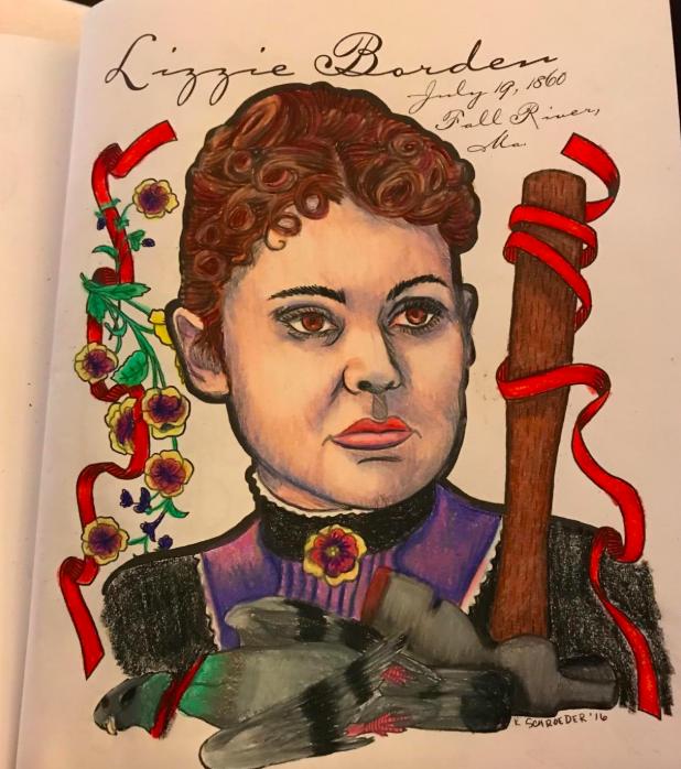 American Female Serial Killers Coloring Book