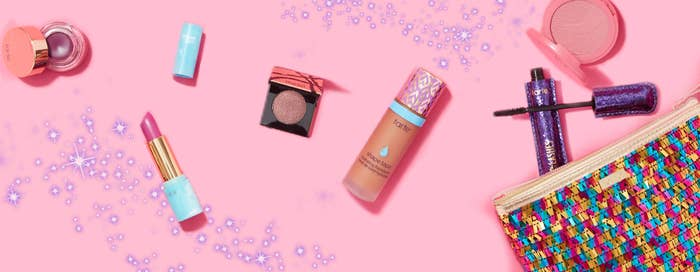 As we all know, Tarte Cosmetics is THE best when it comes to cruelty-free, vegan-friendly makeup. But did you know that for ~today only~ you can create a ...