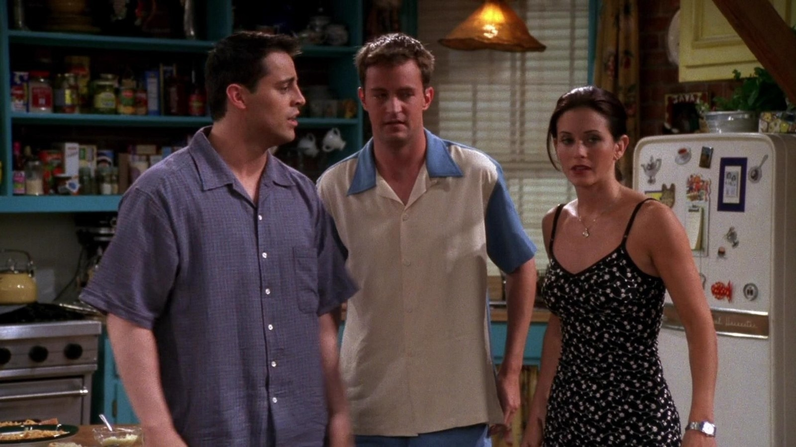 Friends Season 4 Episode 20 The One With All The Wedding