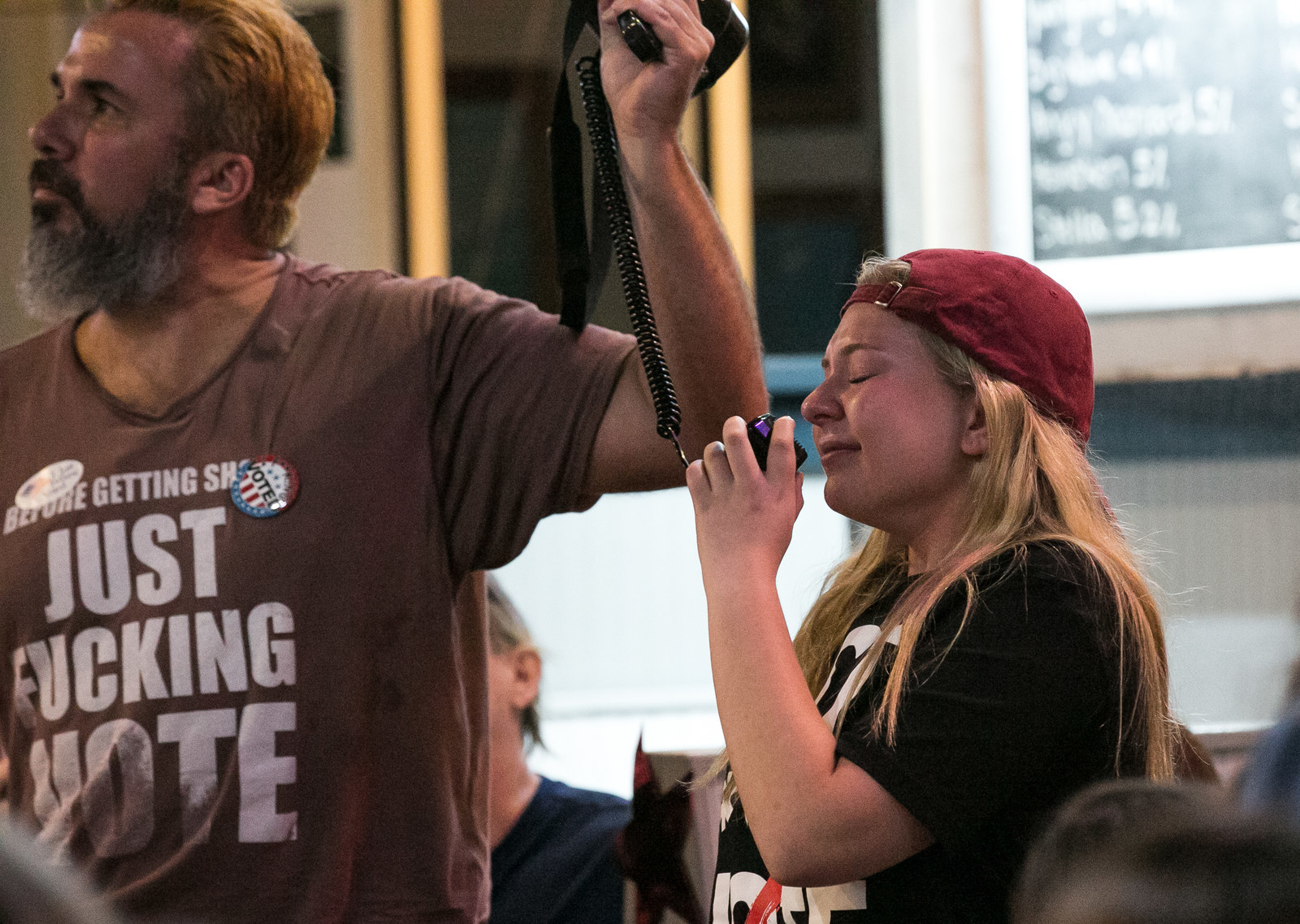 The Parkland Activists Began Midterm Election Day Hopeful. The Night Ended In Tears.