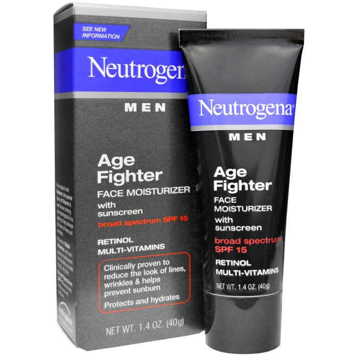 """Promising review: """"This is my favorite AM moisturizer, and it's getting harder to find in stores, so thank you Amazon for carrying this. I briefly tried some other brands that either didn't have SPF, didn't have Retinol, or they made me break out. This simply works. My skin feels great, especially in the dry winter months. The SPF 15 Is awesome for protection for casual exposure to solar radiation. While I won't be morphing into a baby anytime soon, the anti-aging properties are evident in the noticeable reduction of laugh lines and crows feet. It's a good product to add to your grooming regimen and is as easy as slapping on aftershave every morning."""" —Seth VaughnPrice: $9.97 (available in five sizes)"""