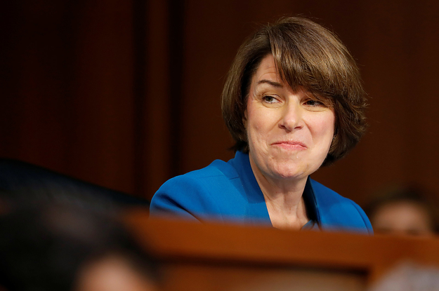 Amy Klobuchar | Official Site for Woman Crush Wednesday #WCW