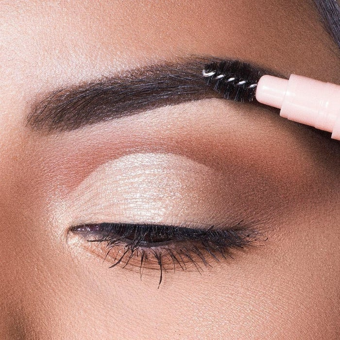 """Promising review: """"I have little to no eyebrows. Penciling them in with something with a tiny tip is pointless, takes forever, and I run out in a month or less. This makes it easy and my brows look BOMB!!! I will buy this over and over and over"""" —DuchessGet it from Amazon for $6.59+ (available in three shades)."""