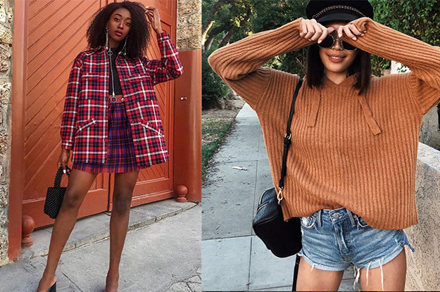 Build A Fall Outfit And We'll Guess Your Exact Age And Favorite Color