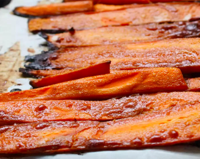 It was missing the crispy, crunchy, fatty texture that makes bacon so darn addictive.