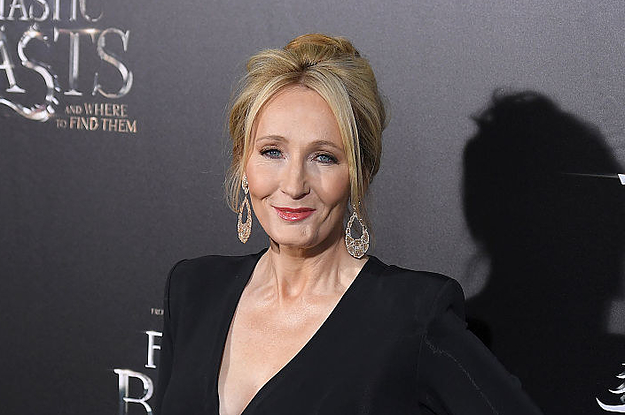 JK Rowling Is Suing A Former Assistant For Allegedly Scamming Her Out Of Thousands Of Dollars