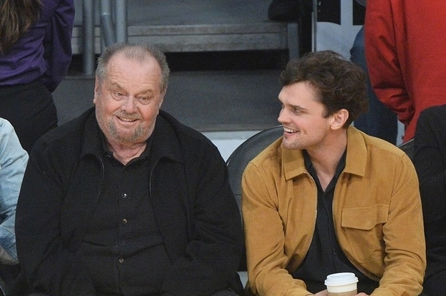 Just A Quick Update On Jack Nicholson's Very Good Looking Son
