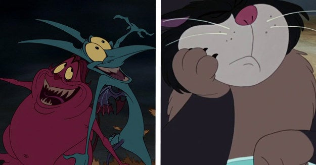 Only A True Disney Fan Can Pass This Villains And Sidekicks Quiz