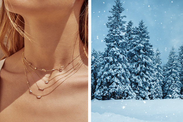 Buy Some Jewelry At Kendra Scott And We'll Correctly Guess Your Fave Season