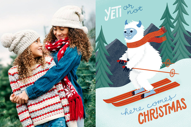 16 Of The Best Places To Order Holiday Cards