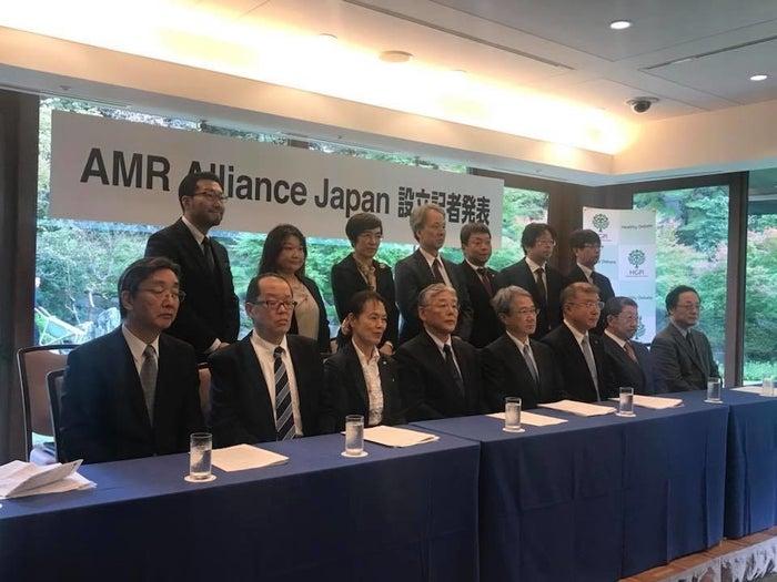 AMRアライアンスジャパンに参加したメンバー