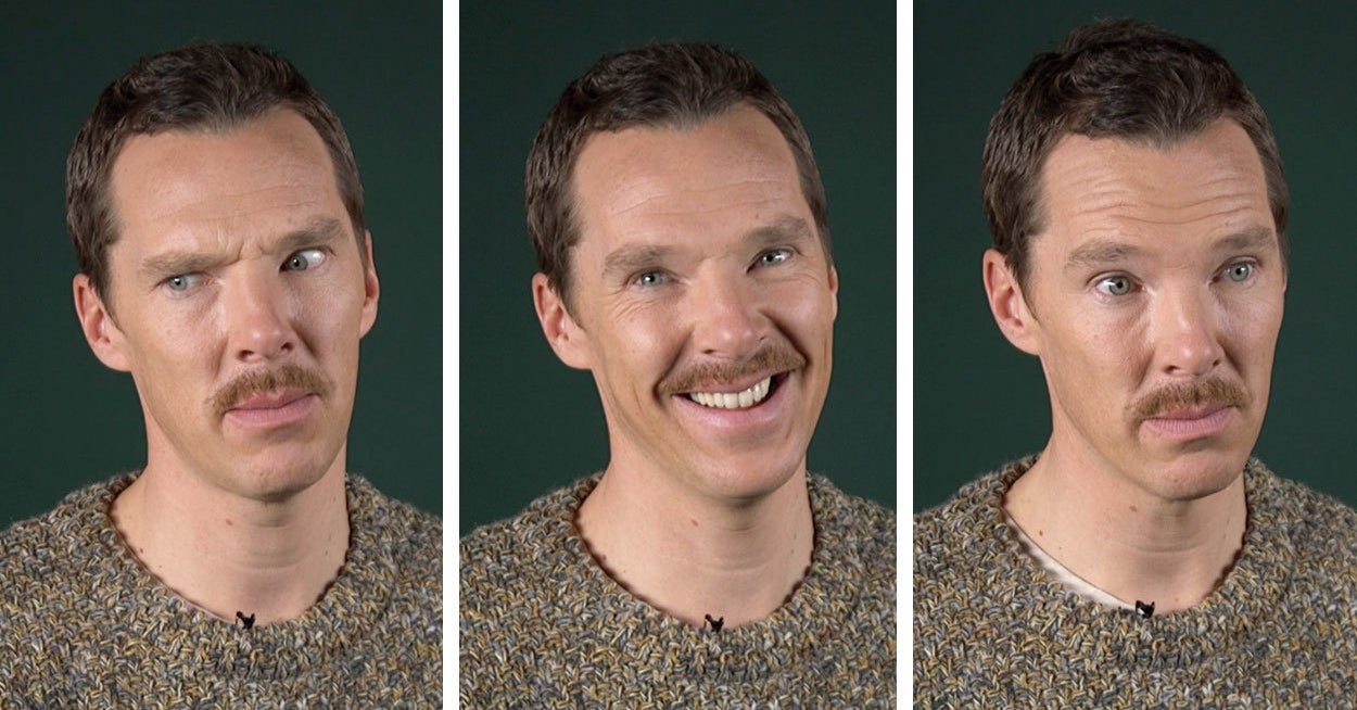 Benedict Cumberbatch Told Us 33 Things You Probably Didn't Know About Him