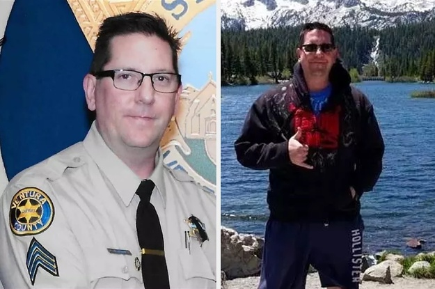 Sheriff's Sgt. Ron Helus Died A Hero In The Thousands Oaks Mass Shooting