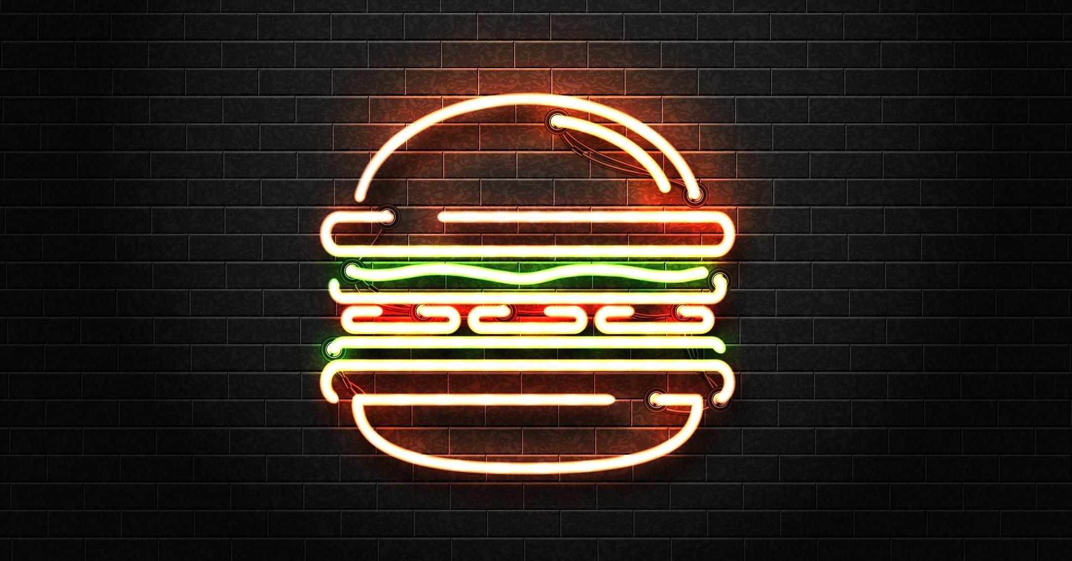 Qual comida de fast food você é?