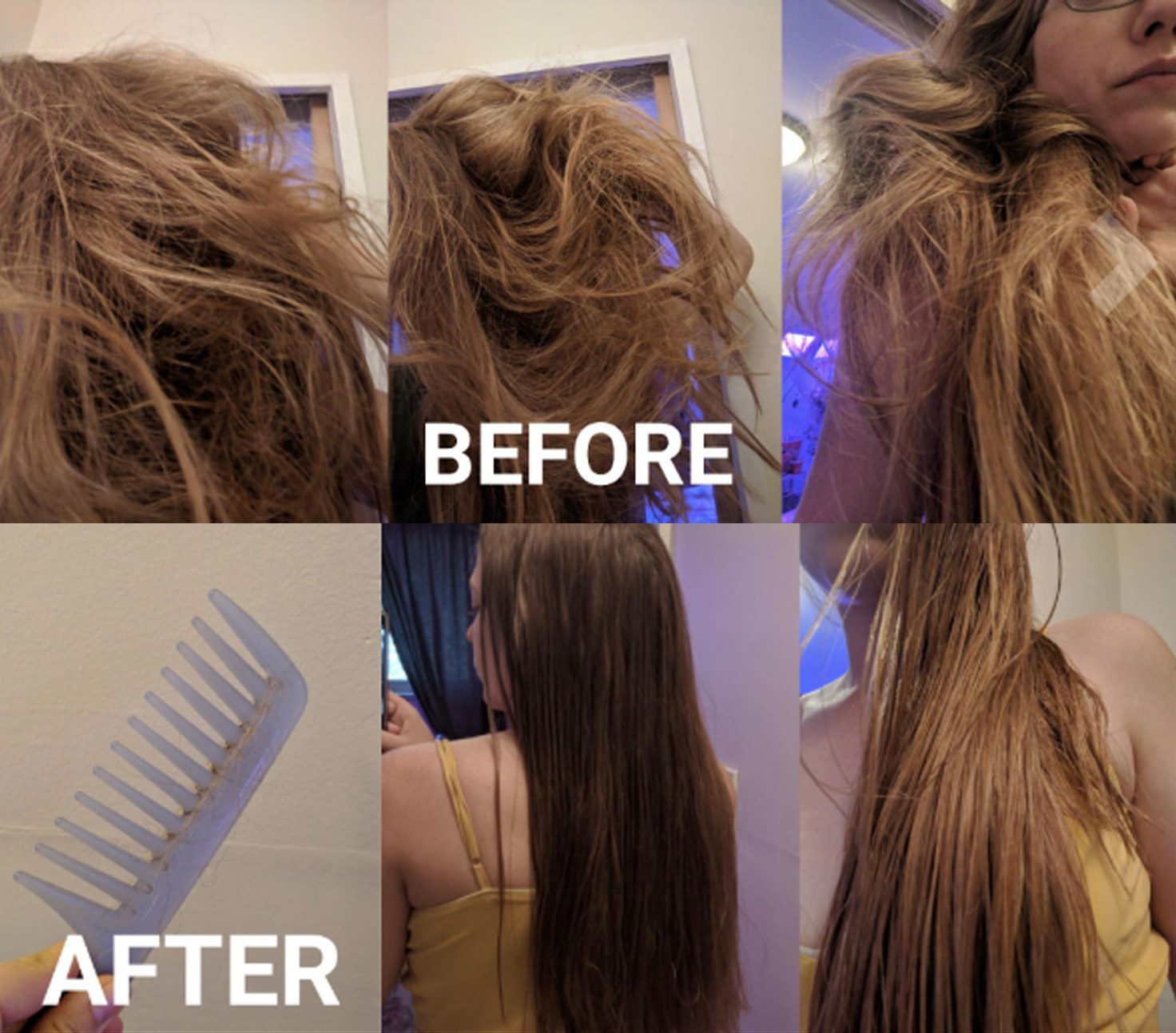 13 Products For People Who Hate Tangled Hair
