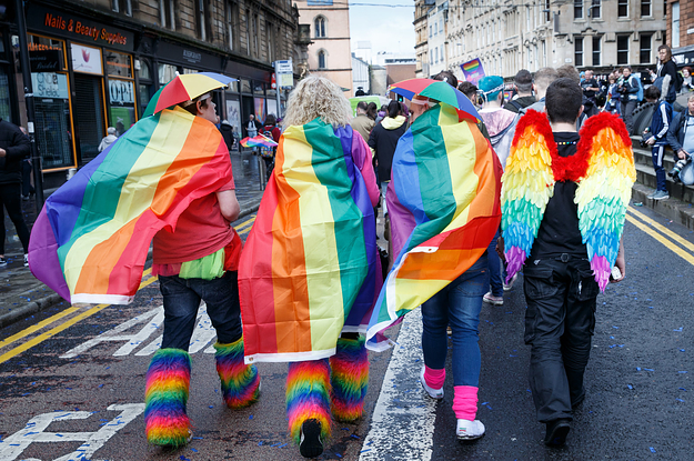 Scotland Will Be The First Country To Mandate LGBTI Education