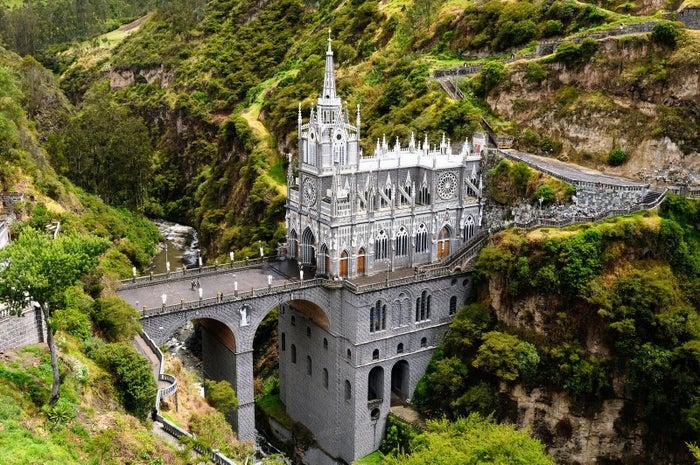Location: Sanctuary Las Lajas