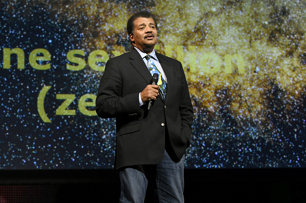 Fox Is Investigating Neil DeGrasse Tyson After Allegations Of Sexual Misconduct