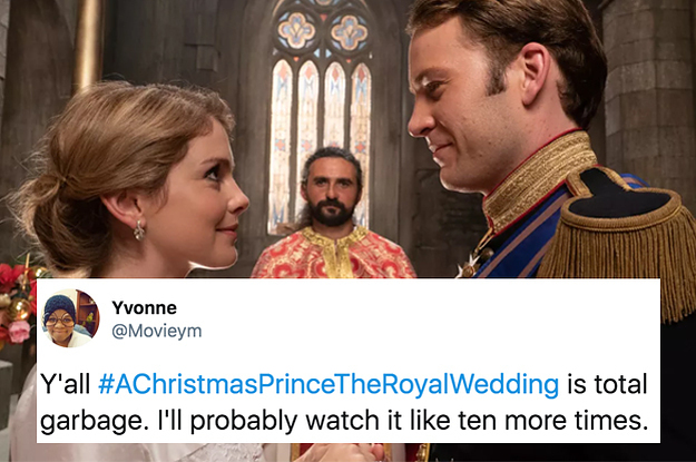 A Christmas Prince 2 Is A Mess But The Tweets Are Hilarious