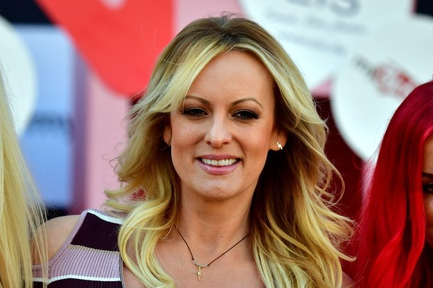 Stormy Daniels Rallied Sex Workers Against Louisiana's