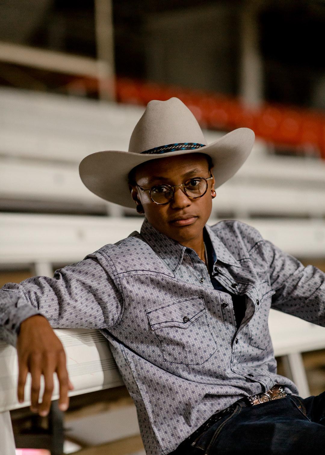 Cowboy gay ring