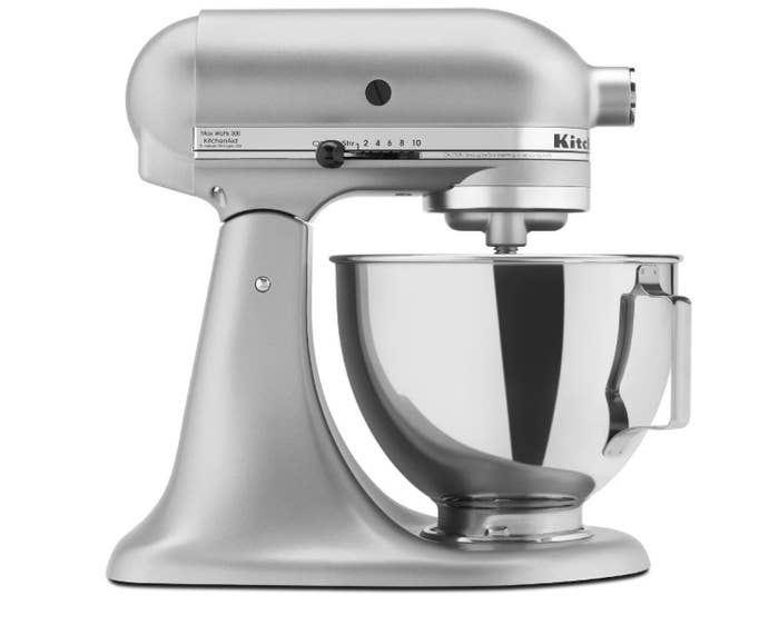 Enter promo code GREEN10 at checkout.Get this KitchenAid stand mixer here.