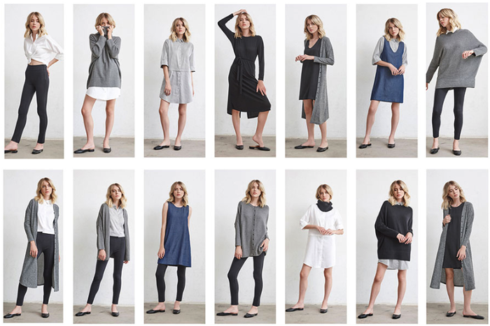 Capsule Wardrobes Save Time And Money And Vetta Is My Favorite Brand