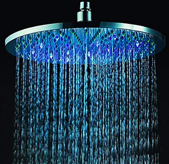 It's powered by water flow, so no batteries needed!Get it from Amazon for $22.99.