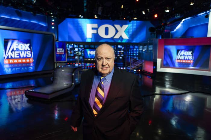 3 Things To Know About The New Roger Ailes Movie
